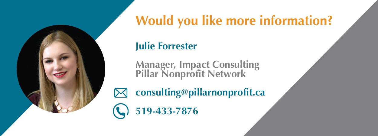 Click image to contact Julie Forrester for more infomation about Impact Consulting